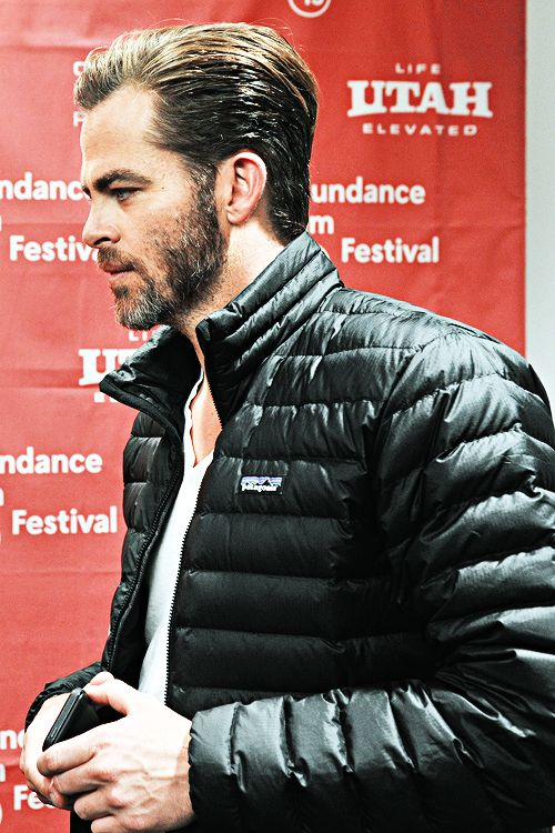 Chris Pine attends the 'Z for Zachariah' Premiere during the 2015 Sundance Film Festival on January 24, 2015 in Park City, Utah.