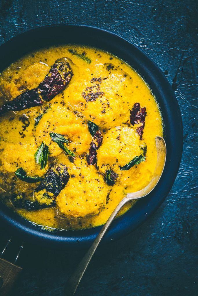 Kerala Style Ripe Mango Curry is a delicious sweet and spicy preparation which goes perfectly well with steamed rice. Here is how to make it.