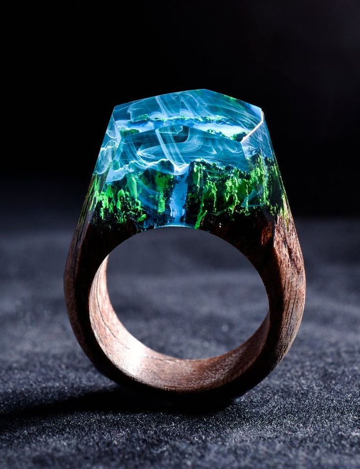 25 best ideas about wood rings on wood