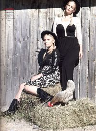 R/H the Label in Olivia Magazine Finland September 2012