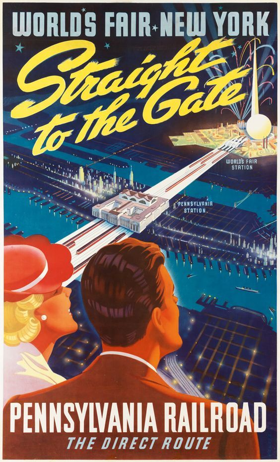 17 Best images about 1939 New York World's Fair on ...