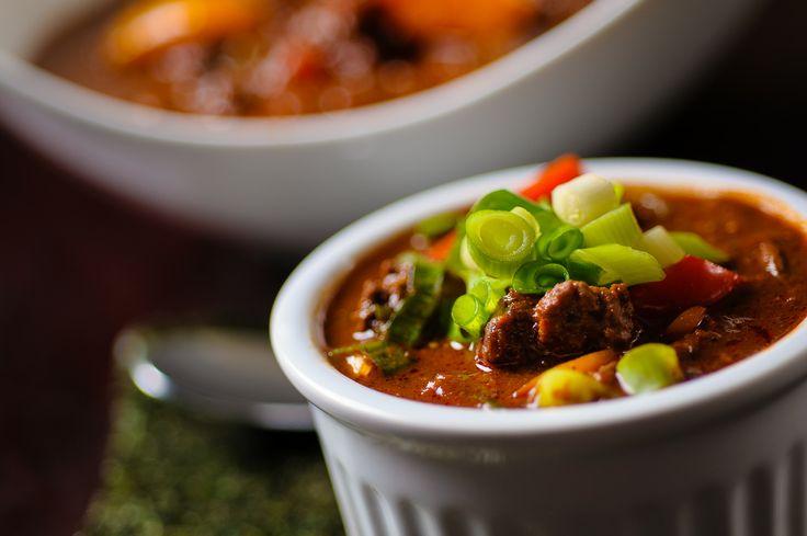 Italian Sausage & Beef Chili