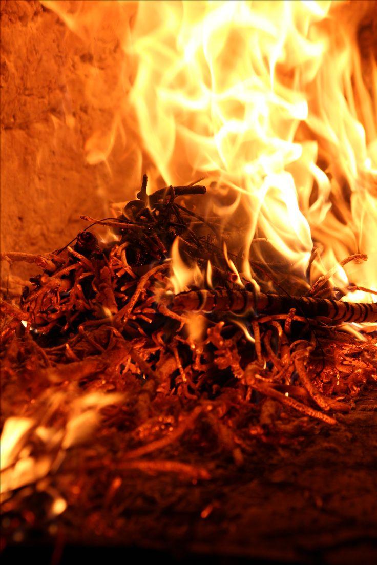 Kemence tűz 2