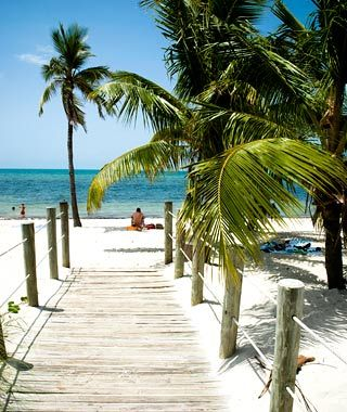 Who doesnt love the beach.. Key West
