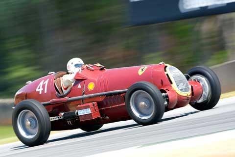 Ferrari Alfa 8C/35.