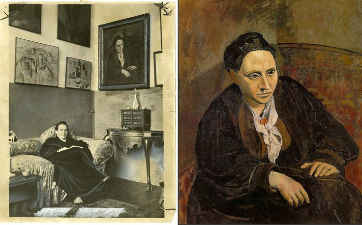 gertrude stein portraits and repitition The epigraph to stephen ratcliffe's long poem portraits & repetition is a quotation from gertrude stein's essay of the same title: i began to wonder at at about this time just what one saw when one looked at anything really looked at anything did one see sound, and what was the relation between.