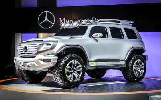 "New "" MERCEDES-BENZ ENER-G FORCE CONCEPT SUV"" Most luxurious SUVs In The World 2017 Best luxury SUV"