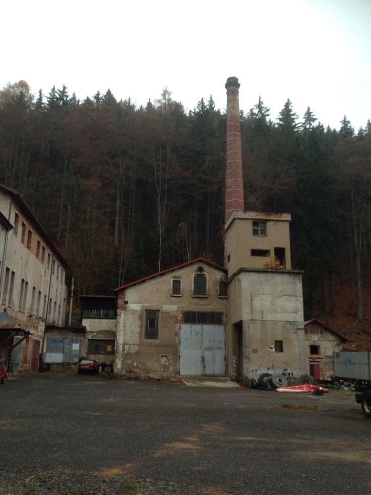 Dark Mine Factory