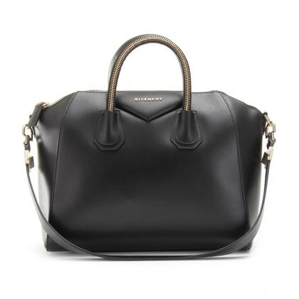 mytheresa.com - Givenchy - ANTIGONA MEDIUM SIZED LEATHER BAG - Luxury Fashion for Women / Designer clothing, shoes, bags - StyleSays