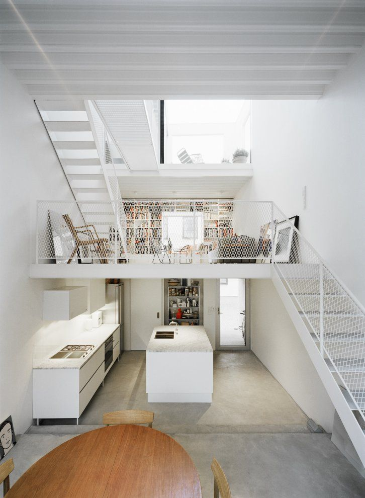 Lofts, are an excellent idea :D like a studio but with another level!!
