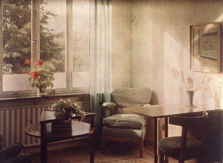 Stockholmsutställningen 1930, Typenwohnung