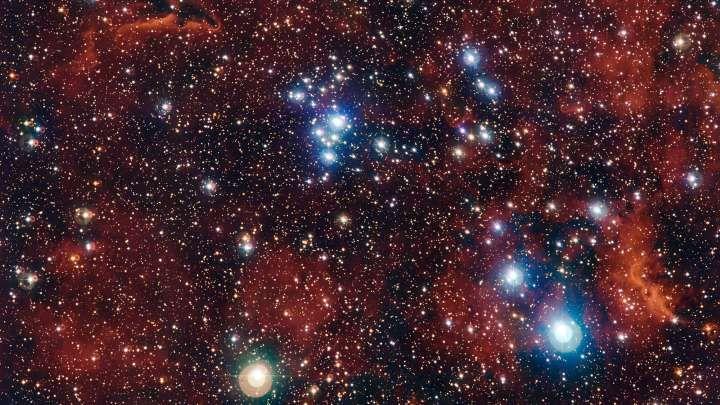 Звездное скопление NGC 2367