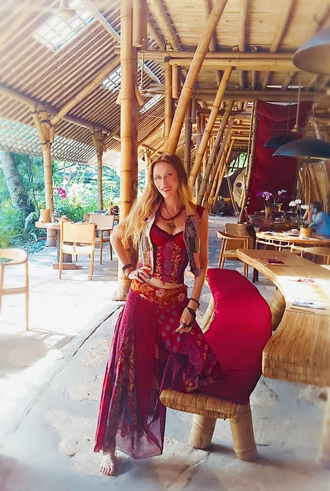 Magic places, magic clothes. Discover our world at www.paulropp.com #bohemianstyle #bohochic #gipsysoul #gipsystyle