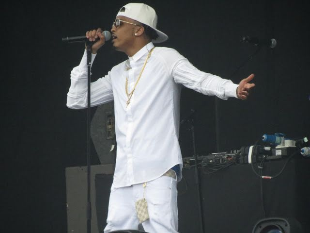 August Alsina at Wireless Festival 2015 (3)
