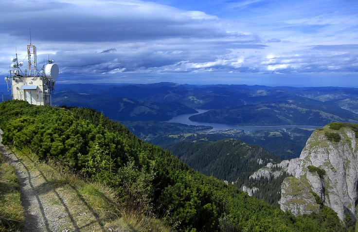 Ceahlau Mountains.Romania.