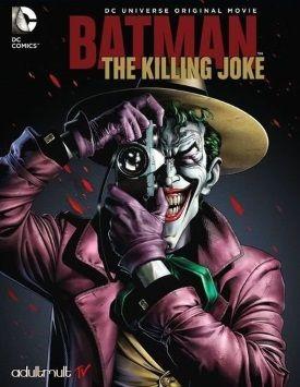 Бэтмен: Убийственная шутка смотреть онлайн мультфильм бесплатно | Batman: The Killing Joke