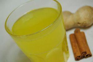 Имбирный чай с лимоном и медом #Веганство