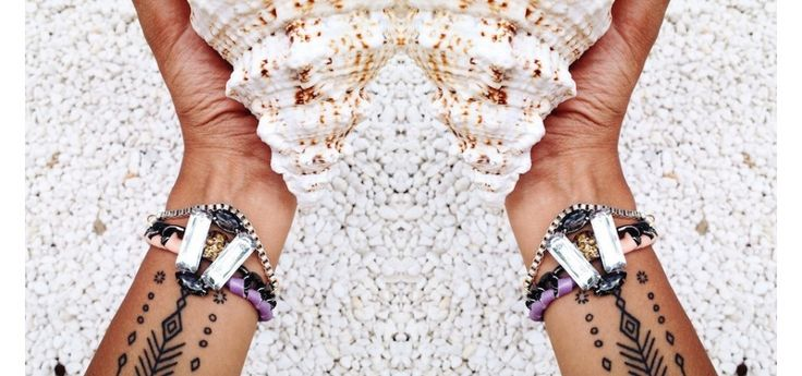 Bracelet Monad Design #bracelet#monaddesign#fashion#shell#summer#jewelry