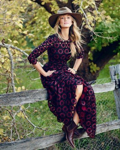 Judy Casey - News - Delta Goodrem for Vogue Australia October 2015