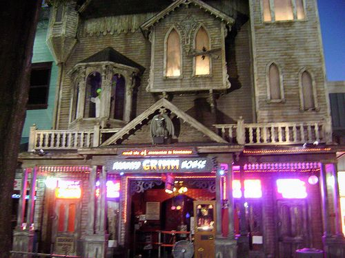 Old Town Kissimmee, Fl A house turned café where murders took place, A funeral home playground where a little girl still looks for friends to play with.. even after passing away from an illness, A women who was a hopeless romantic, taking her life by laying on a train track, a factory where boys lost their lives, And much more.. in OLD KISSIMMEE