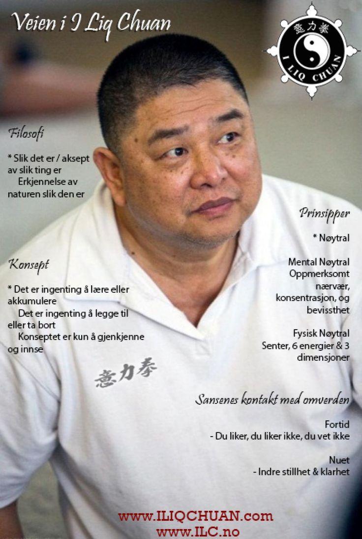 Poster - I Liq Chuan