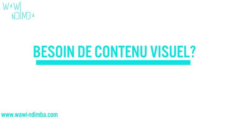 Voici comment je vous propose d'utiliser les visuels pour plus de visibilité sur la toile. C'est valable pour les #infographies #videos #animations Mon site sera lancé début Janvier 2016! Plus d'informations par email ou messagerie Pinterest