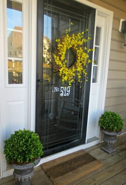 How to Spruce Up Your Porch For Spring: 31 Ideas | DigsDigs