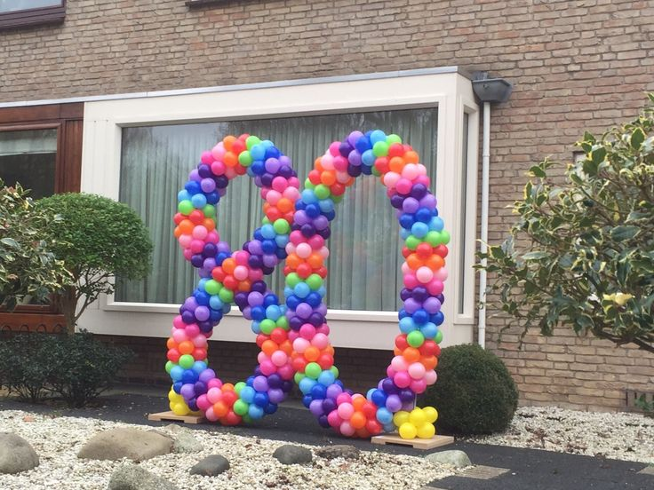 Ballonnen voor een verjaardag - De Ballonnenkoning