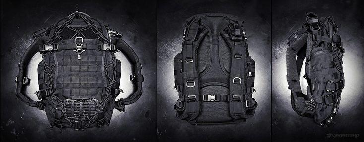 - FAST Pack EDC Backpack: Reengineered -