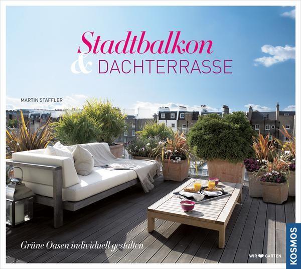 Buch des Monats: Stadtbalkon und Dachterrasse
