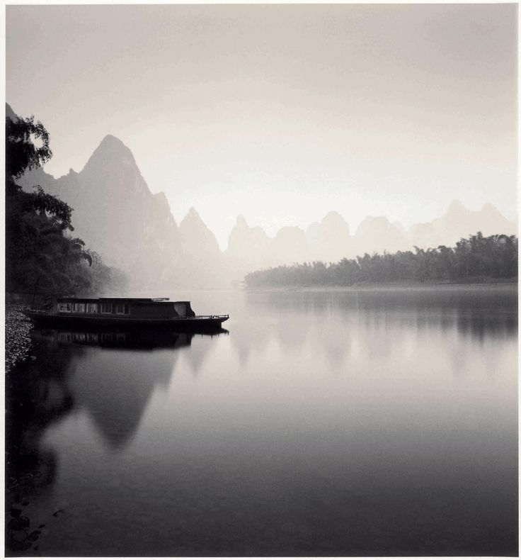 Michael Kenna, Lijiang River