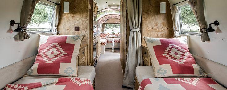 American Retro Caravans - Airstream renovation, Airstream sales UK