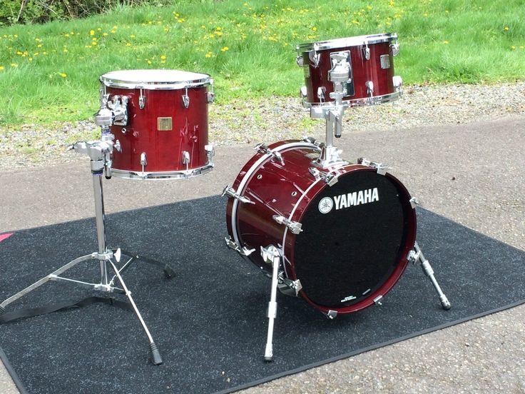 Yamaha Maple Custom Absolute 3 Piece Drum Set [Japan Made]