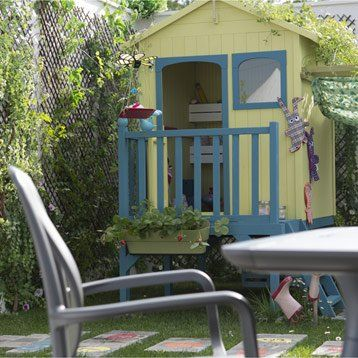 Maisonnette bois Maelys SOULET , 2.6 m²