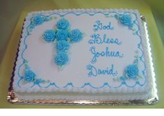 confirmation cake ideas for boys - Google Search