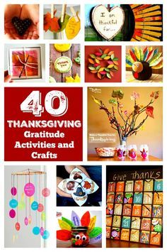 Thanksgiving, Thankfulness & Gratitude sur Pinterest | Table De Thanksgiving, Action De Grâces et Artisanat Turc