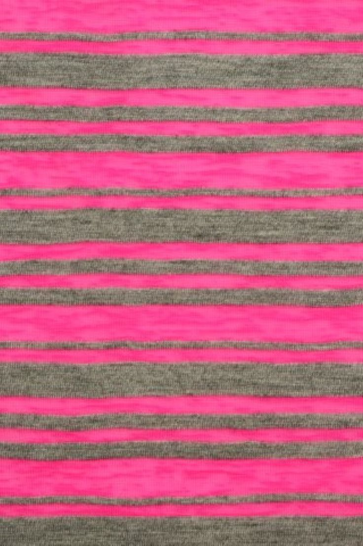 neon roze en grijze strepen