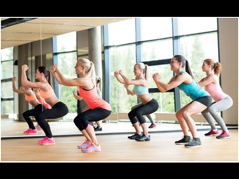 Zumba & Aerobic 2016 With Music For Beginners - Step By Step - Jessica Barry - YouTube
