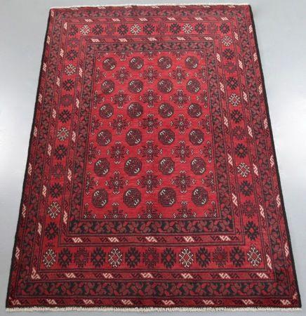 Tekke Bokhara Tribal Rug (Ref 187) 239x156cm - PersianRugs.com.au