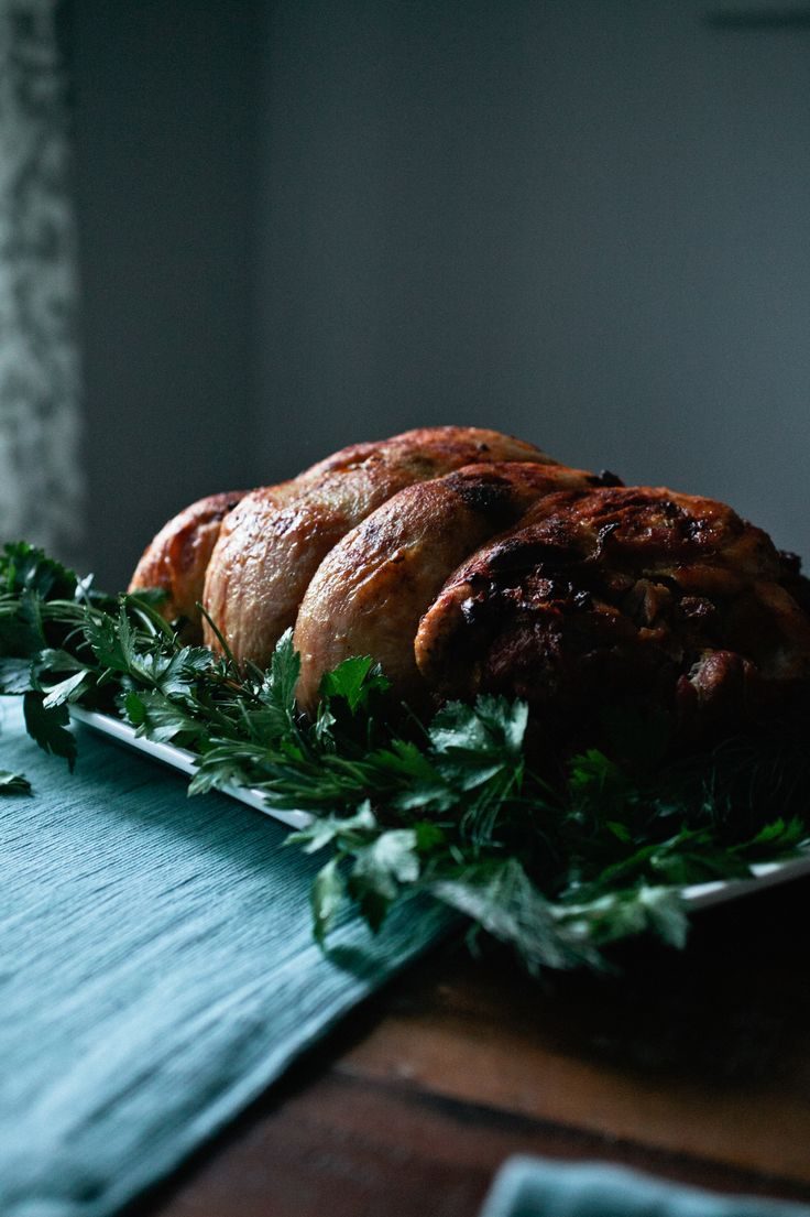 ... | Favorite Recipes | Pinterest | Turkey, Stuffing and Turkey roulade