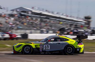 Motor'n |  Mercedes-AMG Motorsport Customer Racing Teams Qualify For Pirelli World Challenge Race At St. Petersburg    CRP Racing Mercedes-AMG GT3 Qualifies Eighth In Close GT Field; Champ1 Sixth in GTA