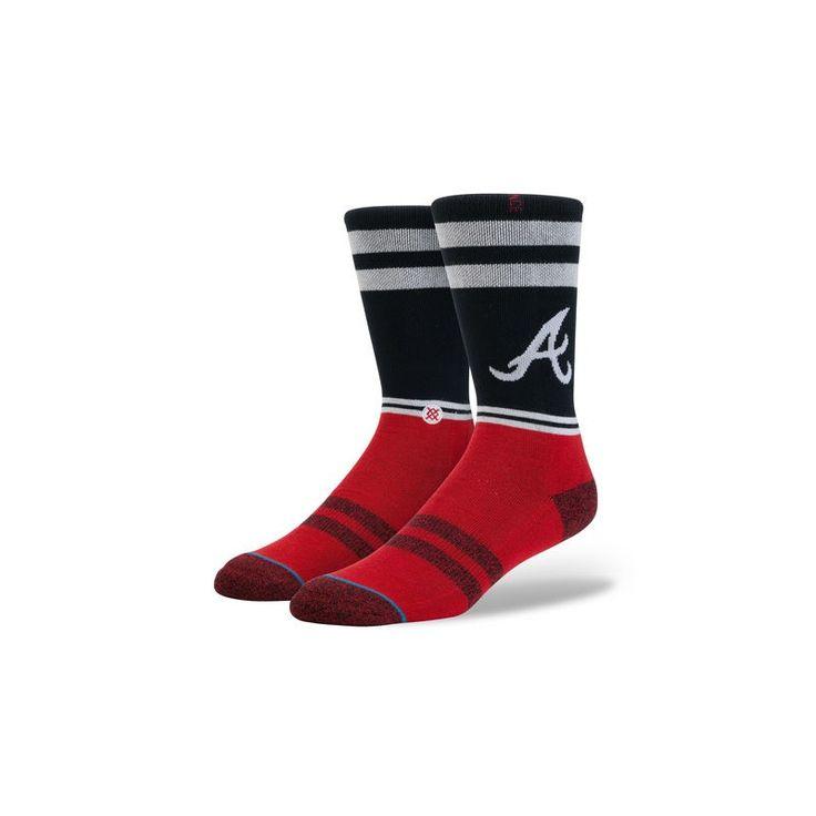 Atlanta Braves stance ponožky najdeš v eshopu: https://ultimatesports.cz/58-stance