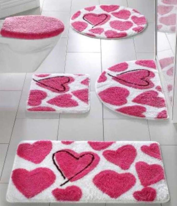 bathroom rug designs  http://www.pouted.com/48-fabulous-magnificent-bathroom-rug-designs-2015/