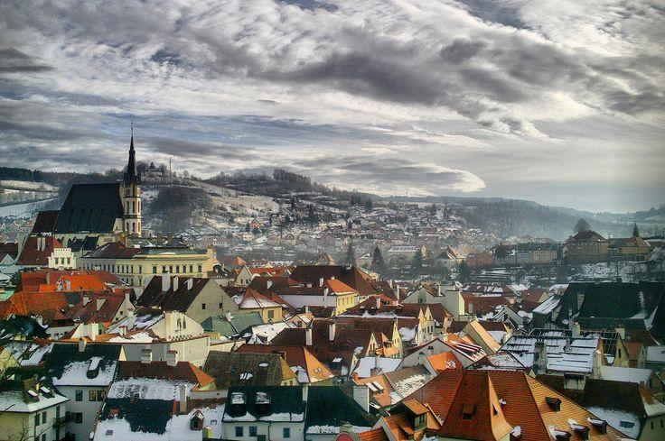 Český Krumlov, Czech Republic 12 of the Most Unbelievably Cheap Paradises on Earth