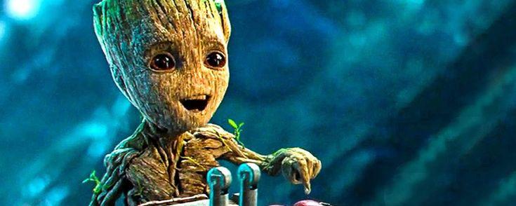 'Guardianes de la Galaxia': Groot habla por primera vez en un cómic de Marvel  ||  El querido personaje arbóreo del Universo Cinematográfico de Marvel ha dado un giro sorprendente en la novela gráfica, 'Infinity Countdown'.  http://www.sensacine.com/noticias/cine/noticia-18565346/?utm_campaign=crowdfire&utm_content=crowdfire&utm_medium=social&utm_source=pinterest by zirigoza.com