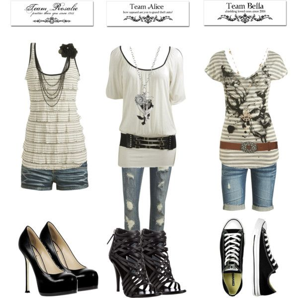 twilight outfits, created by lr23062596 on Polyvore
