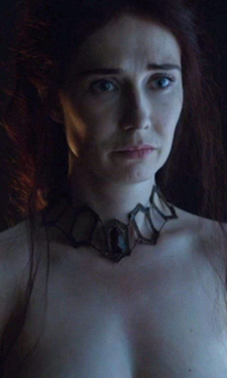 10 Questions We All Have About That Melisandre Scene on Game of Thrones