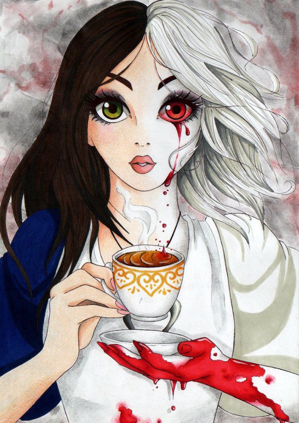 Alice by Silvera-chan.deviantart.com on @deviantART