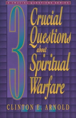 22 best books to read images on pinterest books to read books 3 crucial questions about spiritual warfare three crucial questions knowledgeable accessible answers to these provocative questions what is spiritual fandeluxe Image collections
