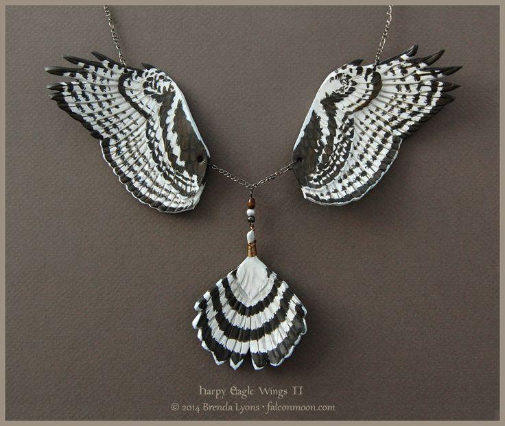 Harpy Eagle Wings II